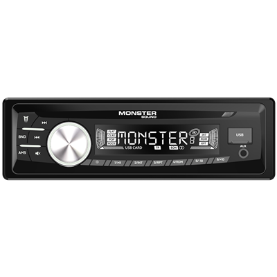 AUTOESTEREO MONSTER M-100