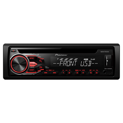 ESTEREO PIONEER DEH-185OUB MP3 USB