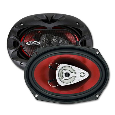 PARLANTES BOSS CH6930 6 X 9. 400W