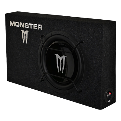 PARLANTE MONSTER X-124S SUBWOOFER