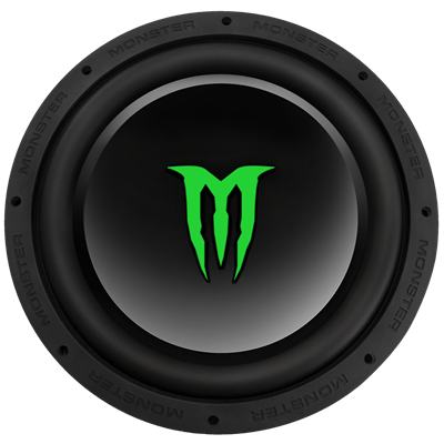 SUBWOOFER MONSTER X-12D