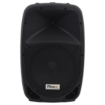 BAFLE RECK FREEDOM12 BLUETOOTH Y BATERIA RECARGABLE