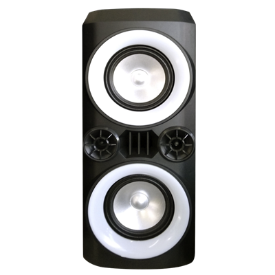 BAFLE WINS W1608 CON BLUETOOTH 150 WATTS PMPO Y BATERIA
