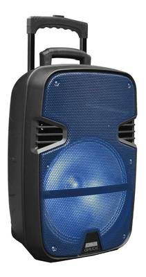 PARLANTE PORTATIL EUROSOUND MODELO JAZZ-TRAP CON BLUETOOTH Y 2400 WATTS