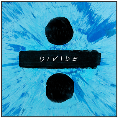 VINILO ED SHEERAN DIVIDE