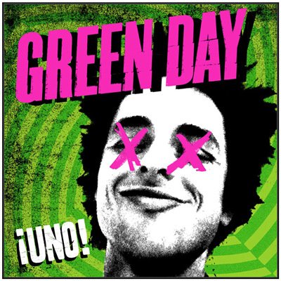 VINILO GREEN DAY ­UNO!