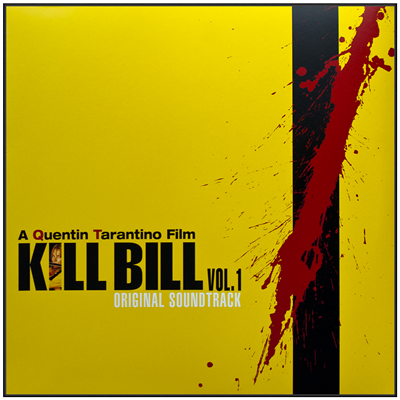 VINILO KILL BILL VOL 1 ORIGINAL SOUNDTRACK