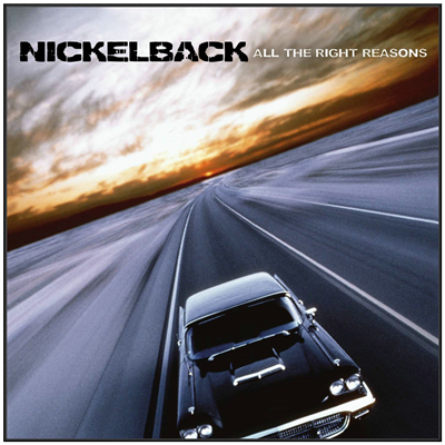 VINILO NICKELBACK ALL THE RIGHT REASONS