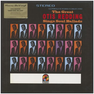 VINILO OTIS REDDING SINGS SOUL BALLADS