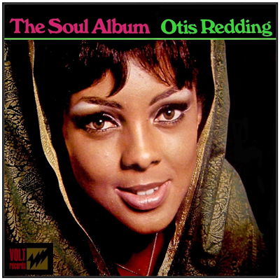 VINILO OTIS REDDING THE SOUL ALBUM