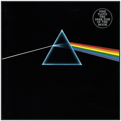 VINILO PINK FLOYD THE DARK SIDE OF THE MOON