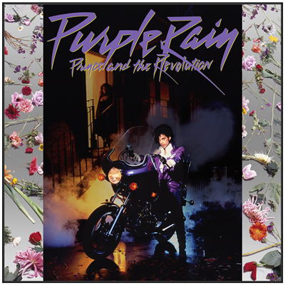 VINILO PRINCE PURPLE TRAIN