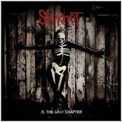 VINILO SLIPKNOT 5 THE GREY CHAPTER