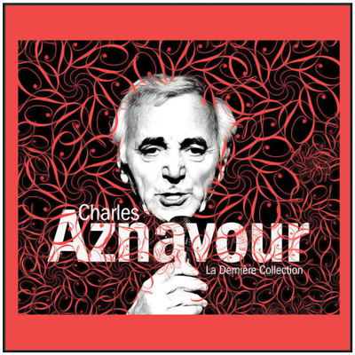 VINILO CHARLES AZNAVOUR LA DARNIERE COLLECTION