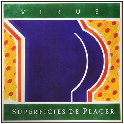 VINILO VIRUS SUPERFICIES DE PLACER