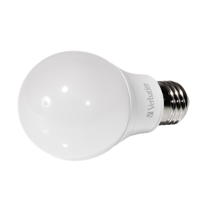 LAMPARA LED VERBATIN BULBO A19 6W E27 CALIDA
