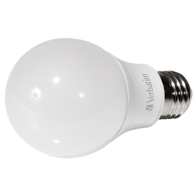 LAMPARA LED VERBATIN  BULBO A19 9W CALIDA