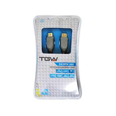 CABLE TAGWOOD HDMI. 1.5 Metros. 1080.