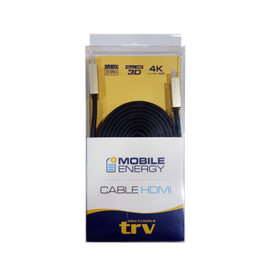 CABLE HDMI TRV 4K DE 1.5MT