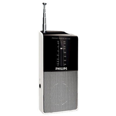RADIO PHILIPS AE1530/00 AM-FM