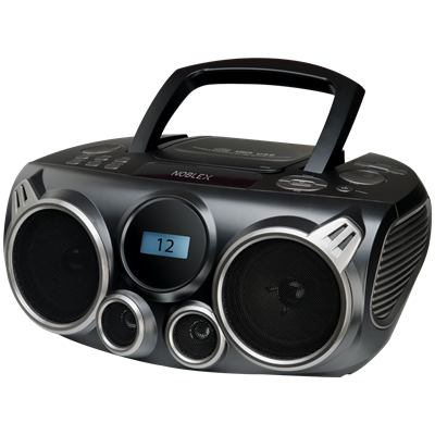 REPRODUCTOR NOBLEX BOOMBOX CDR1929BT