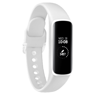 SMART WATCH SAMSUNG R375 FITNESS BAND WHITE