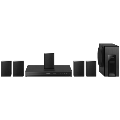 HOME THEATER PANASONIC SC-XH105PU-K
