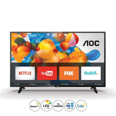 "SMART TV AOC HD 32"" 32S5295/77G"