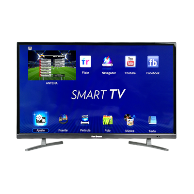 "SMART TV LED 32"" KEN BROWN M2260. SMART."