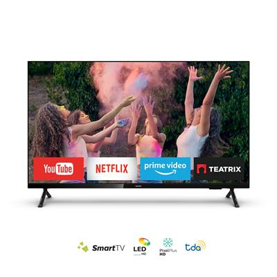 "SMART TV LED PHILIPS 32PHD6825-77 DE 32"" HD"