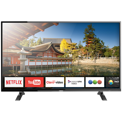 "SMART TV PHILCO 32"" HD PLD32HS9A-9B.LED SMART."