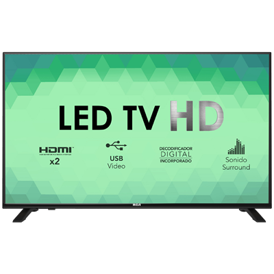 "TV LED RCA 32"" HD L32DS"