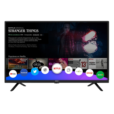 "SMART TV LED 32"" RCA XF32SM."