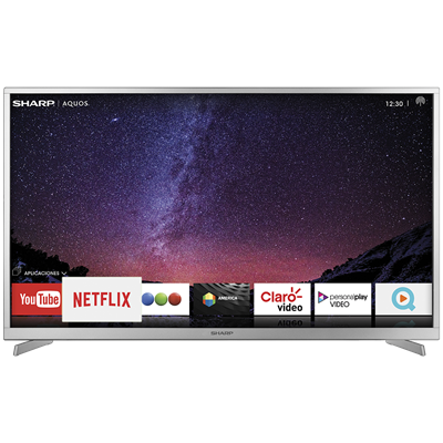 "SMART TV SHARP 32"" HD SH3216MHIX"