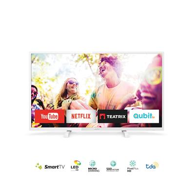 "SMART TV LED PHILIPS 32"" 32PHG5833/77 BLANCO HD"
