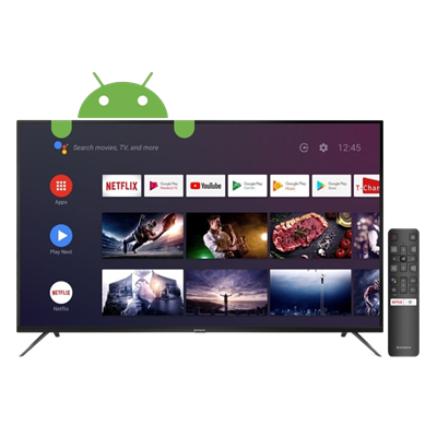 "SMART TV LED HITACHI 40"" CDH-LESMTV GOOGLE + ANDROID"