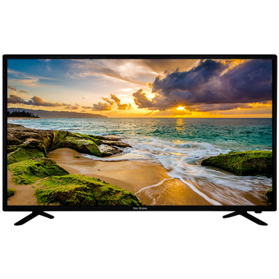 "SMART TV KEN BROWN 40"" FULL HD KB40S3000SA."