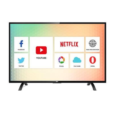 "SMART TV RCA 40"" FULL HD L40T20SMART"