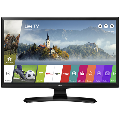 "SMART TV LG 28"" FULL HD 28MT49S"