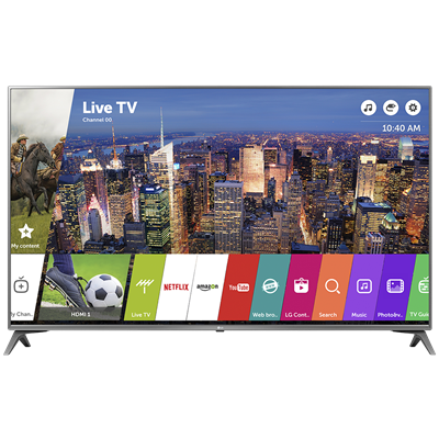 "SMART TV LG 43"" 4K UHD UJ6560"