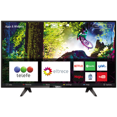 "SMART TV PHILIPS 43"" FULL HD 43PFG5102/77"