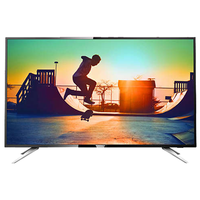 "SMART TV LED PHILIPS 43"" 43PUG6102/77 4K"
