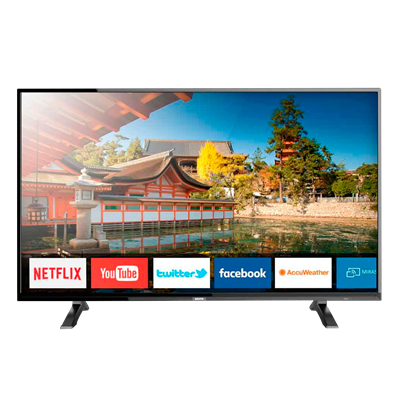 "SMART TV SANYO 43"" FULL HD LCE43SF8200"