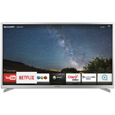 "SMART TV SHARP 43"" FULL HD SH4316MHIX"