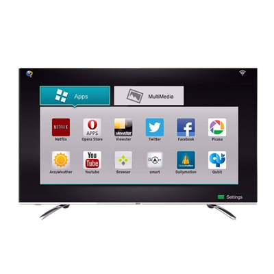 "SMART TV LED BGH 50"" BLE5017RTU 4K ULTRA HD"
