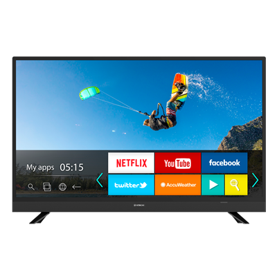 "SMART TV HITACHI 49"" FULL HD CDH-LE49SMART14"