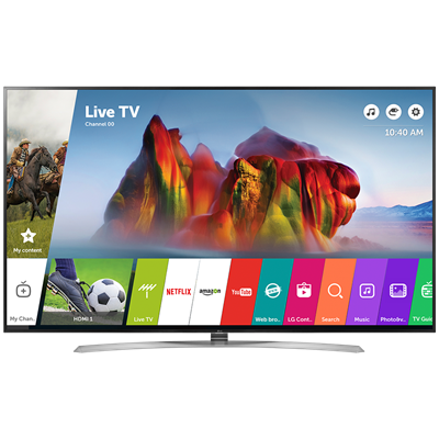 "SMART TV LG 86"" 4K UHD SJ9570"