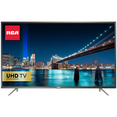 "SMART TV RCA 65"" 4K UHD TS65UHD."