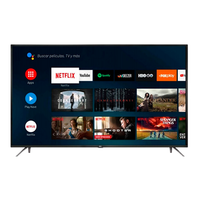 "SMART TV RCA 50"" 4K X50ANDTV ANDROID"