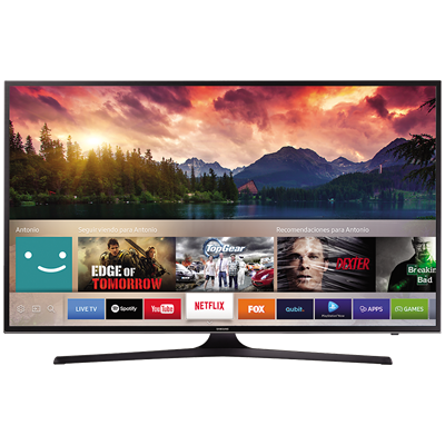 "SMART TV SAMSUNG 50"" 4K UHD KU6000G"